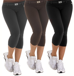 Best Women's Yoga Pants & Yoga Capris | Palm Beach Athletic Wear ...