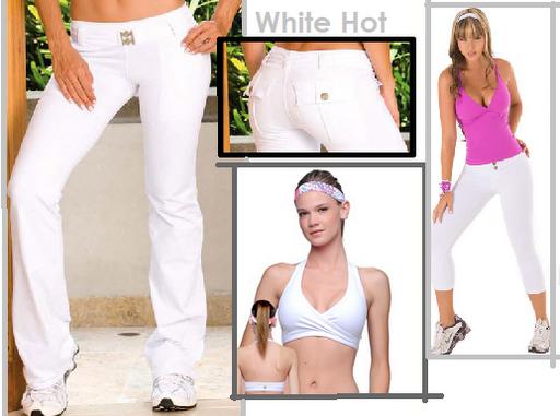 Winter White Workout Wear for Women | Palm Beach Athletic Wear ...