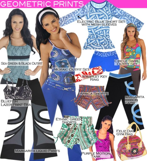 Fitness Fashion Trends