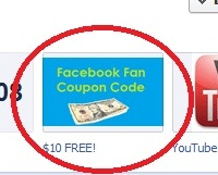 LIKE our Facebook Fan Page & Get $10 FREE to Shop!