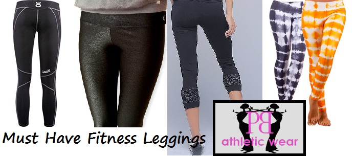 Tuesday Tights- Must Have Fitness Leggings!
