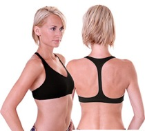 THE Perfect Racerback Sports Bra!