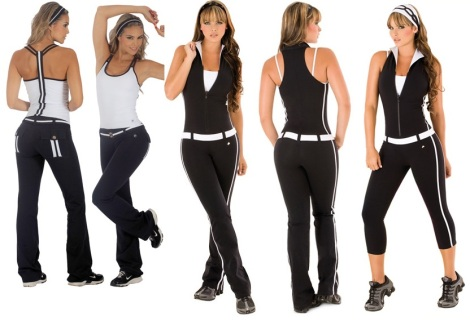 Outfit sets & Catsuits in Classic, Black & White