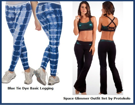 Protokolo Activewear Fitness Bottoms
