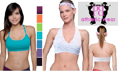 Bluefish Sport - Left, Balance Bra & Right, Backless Halter Bra