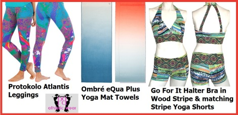 Pops of Color...Just in Time for Spring! Shop Palmbeachathleticwear.com NOW!