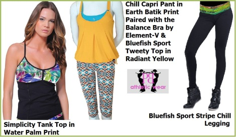 Palm Beach Athletic Wear's Newest Looks for Spring