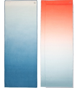Ombré eQua Plus Yoga Mat Towel