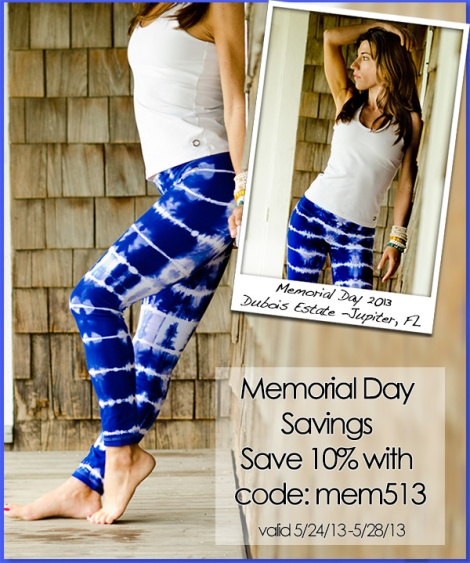 Shop your heart out & Have a Fab Memorial Day Weekend! -Palmbeachathleticwear.com