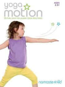 Yoga Motion DVD, Available on Amazon.com