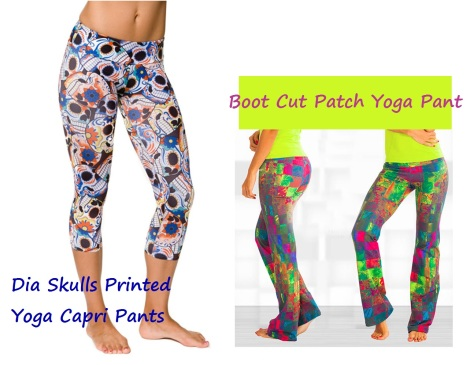 Gorgeous Printed Athletic Wear Bottoms
