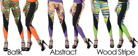 Pick your favorite pair of Sexy Leggings