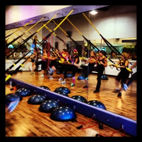 Photo taken at Cutting Edge Fitness of Boca Raton.