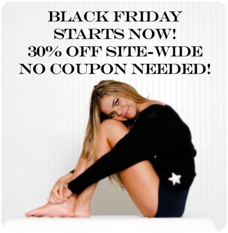 Black Friday Deals Start Now