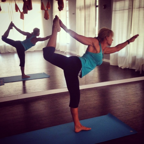 Dancers Pose, Yoga Pose of the Week